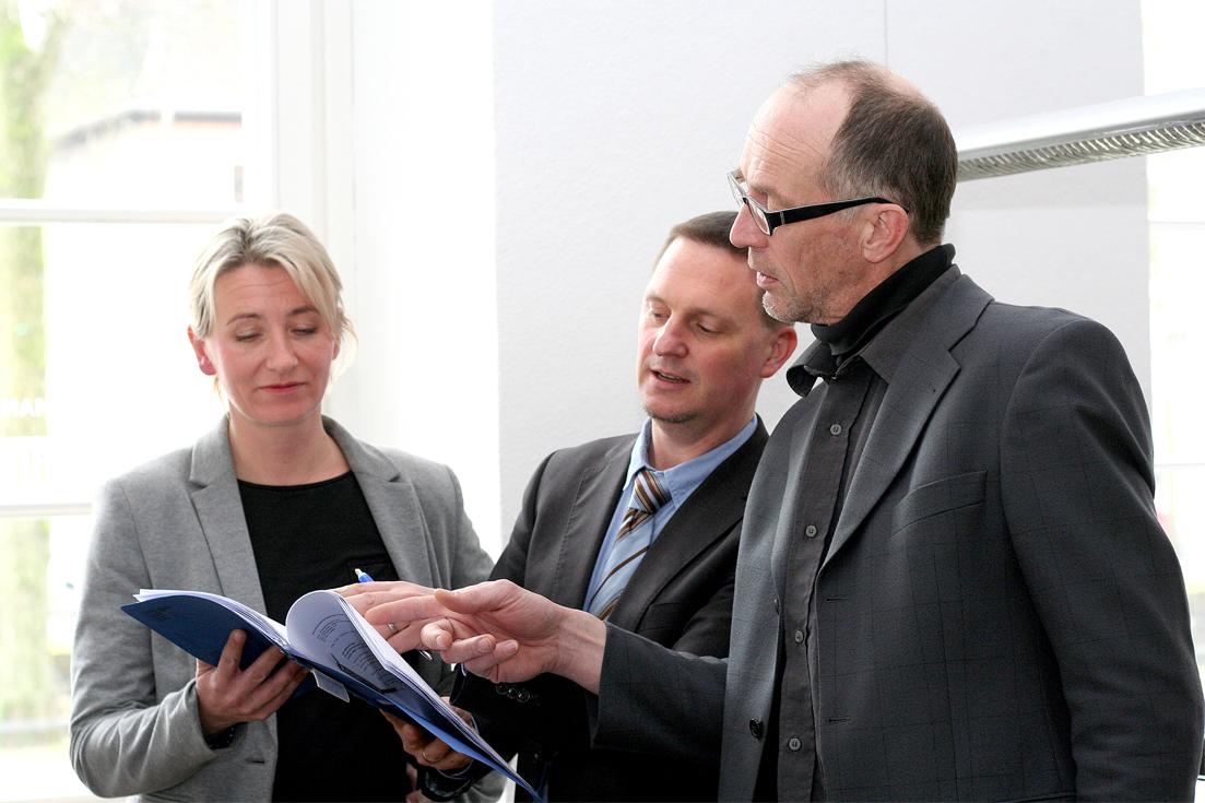 Die Anwaltskanzlei in Detmold - Video-Präsentation